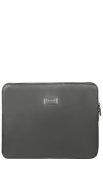 Lipault Plume Accessoires PC Sleeve 15'  Anthracite Grey