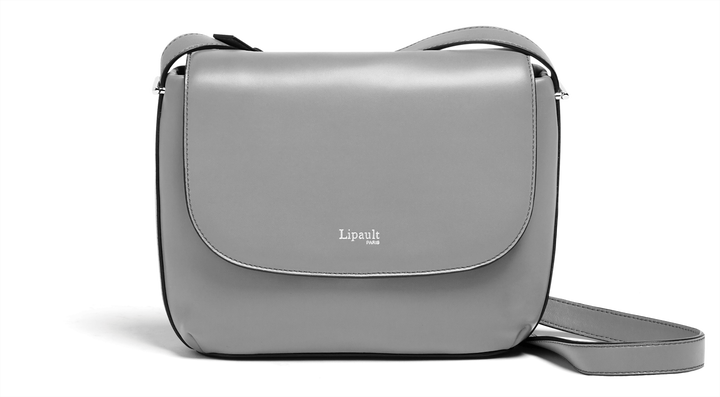 By The Seine Crossover Bag Magnetic Grey | 1