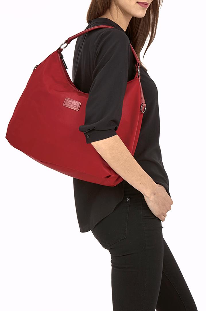 Lady Plume Hobo bag M Ruby | 3
