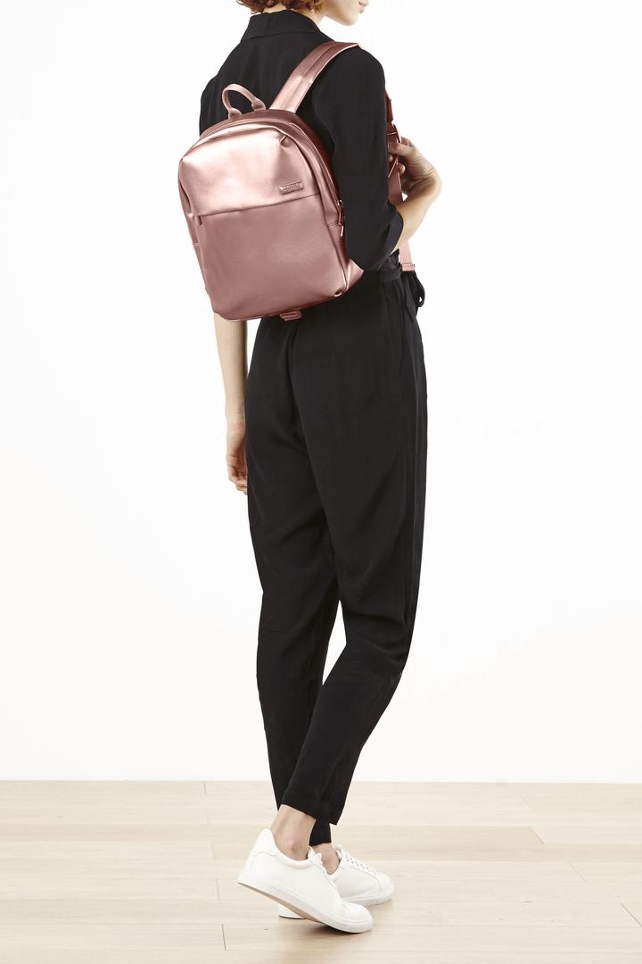 Miss Plume Rucksack XS Pink Gold | 3