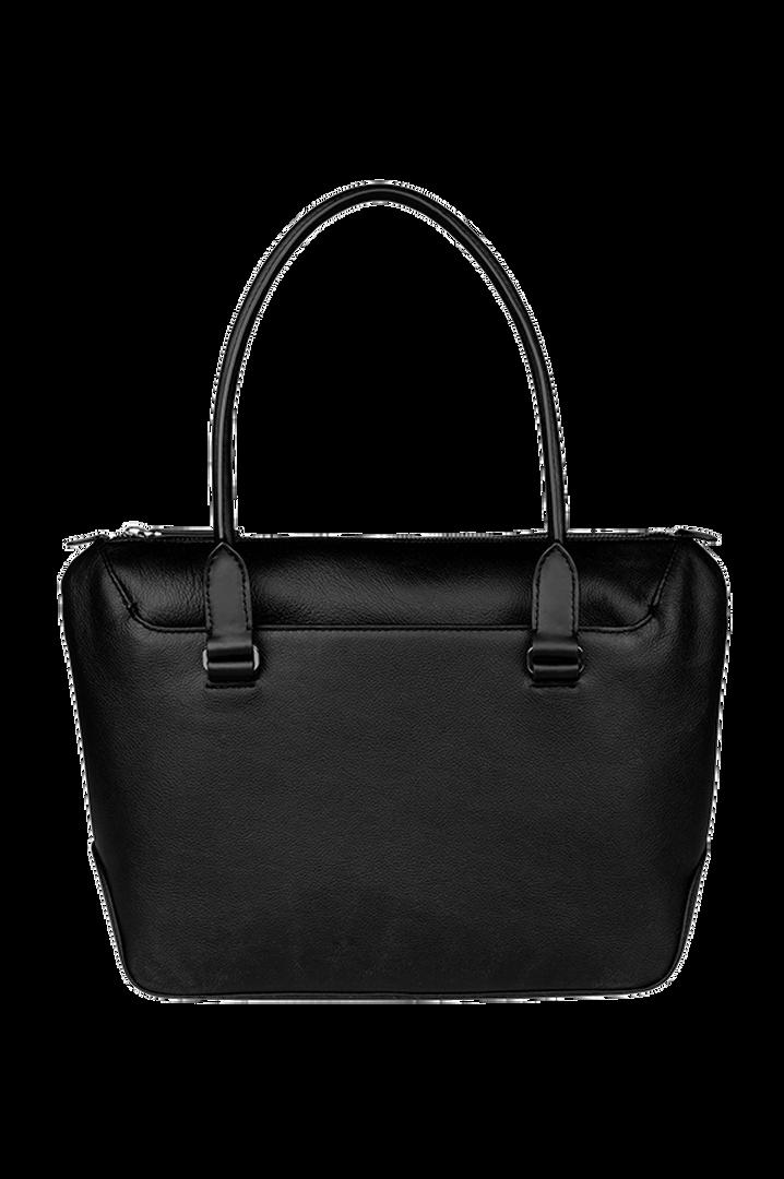 Plume Elegance Shopper Black | 3