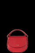 Plume Elegance Handtasche Ruby