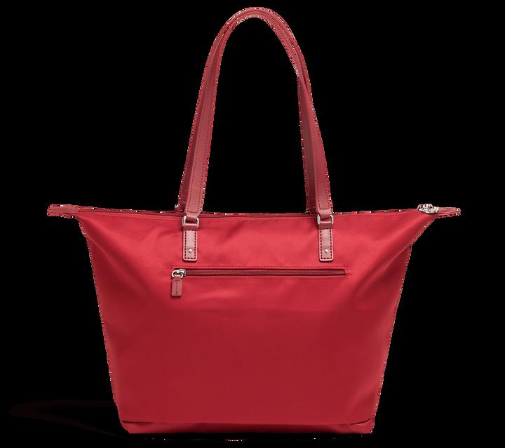 Izak Zenou Collab Shopper M Pose/Garnet Red   2