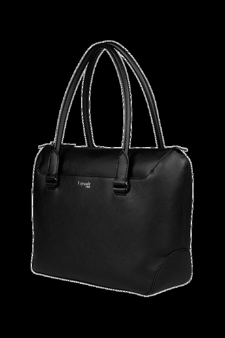 Plume Elegance Shopper Black | 4