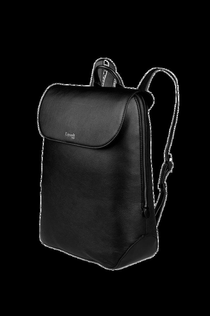Plume Elegance Laptop Rucksack M Black   4