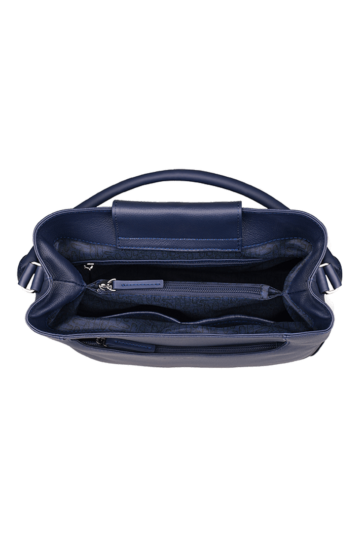 Plume Elegance Hobo bag Navy | 2