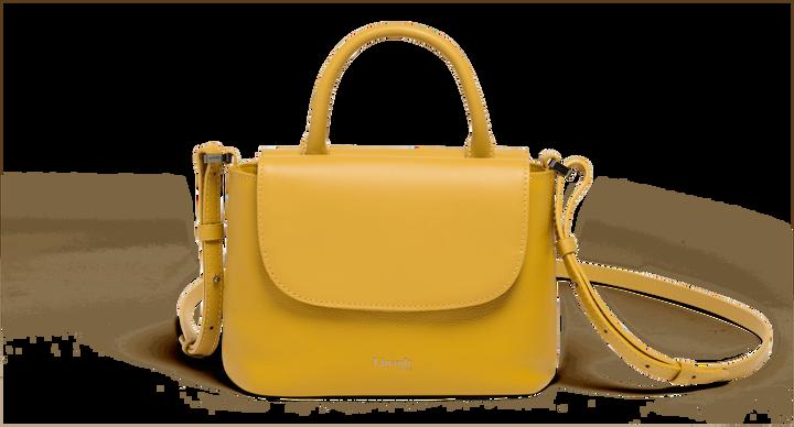 Plume Elegance Handtasche  Mustard | 1