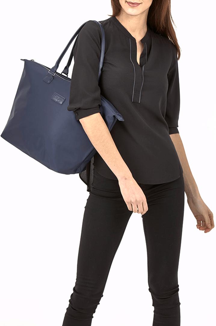 Lady Plume Shopper M Navy | 3