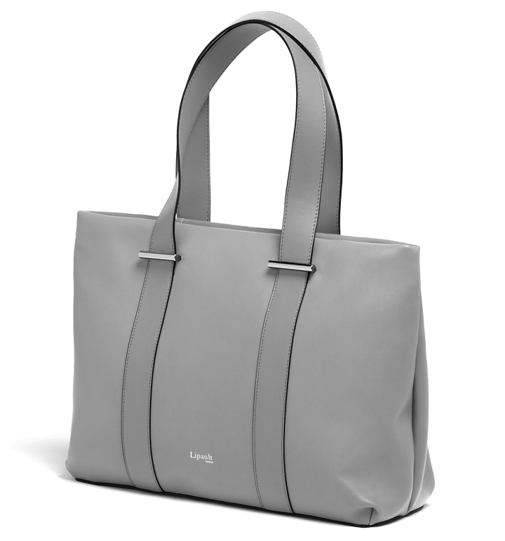 By The Seine Shopper L Magnetic Grey | 4