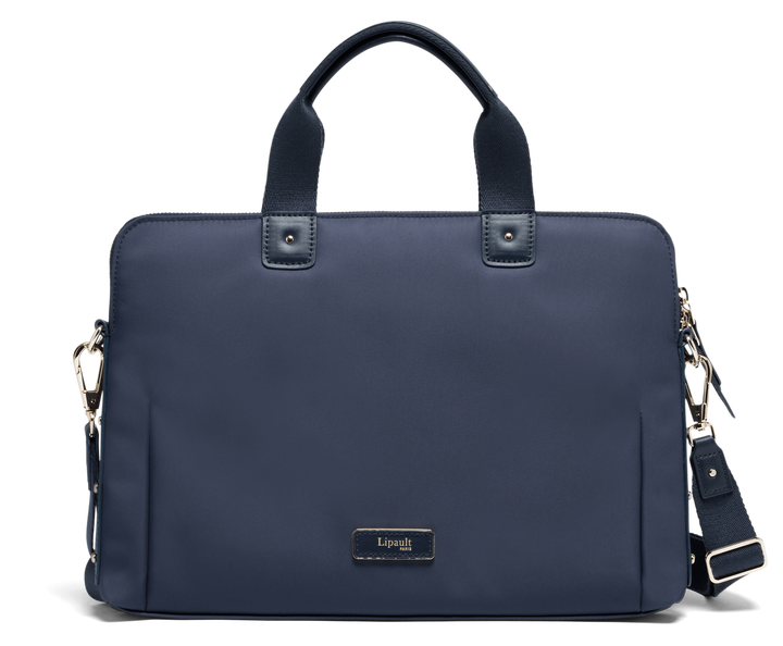 Business Avenue Laptop Handtasche  Night Blue | 1