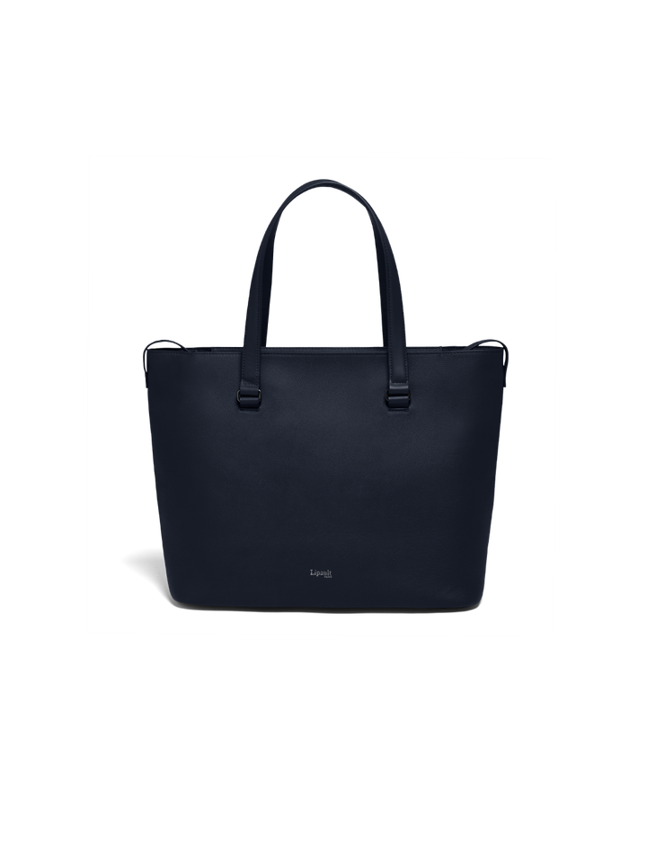Plume Elegance Shopper L Navy | 1