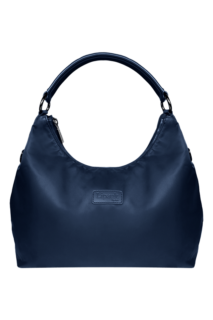 Lady Plume Hobo bag S Navy | 1