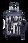 Izak Zenou Collab Trolley mit 4 Rollen 55cm Pose/Night Blue