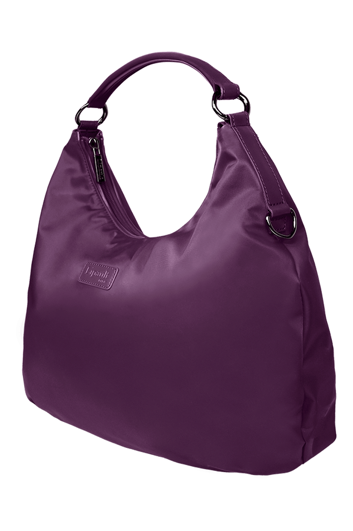 Lady Plume Hobo bag M Purple | 2