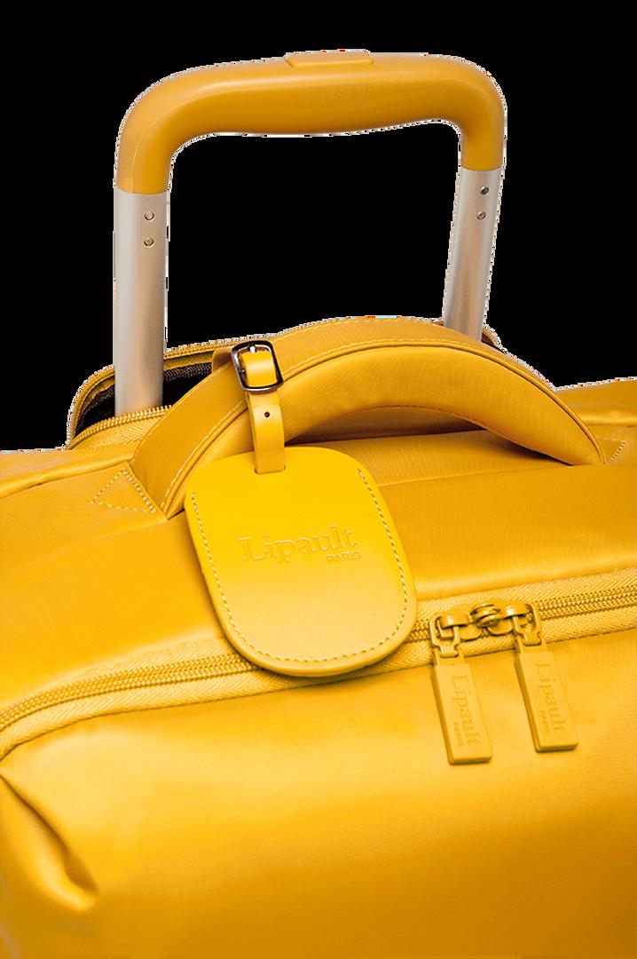 Originale Plume Trolley mit 4 Rollen 55cm Mustard   5