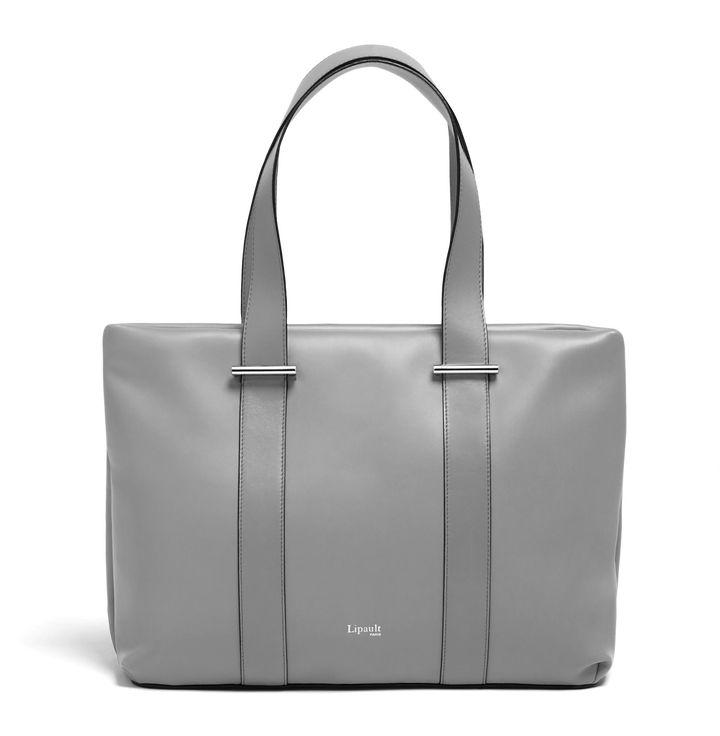By The Seine Shopper L Magnetic Grey | 1