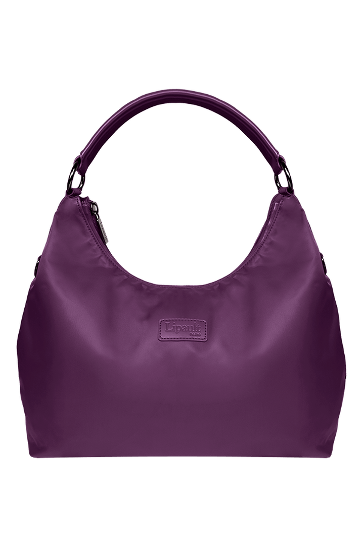 Lady Plume Hobo bag M Purple | 1