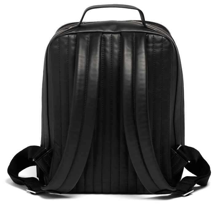 J.P. Gaultier Collab Mix Rucksack M Black | 3