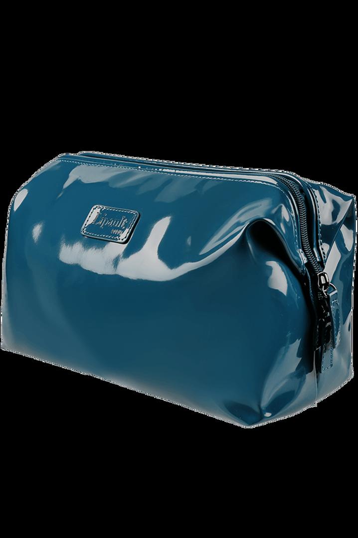 Plume Vinyle Kulturbeutel Duck Blue | 2