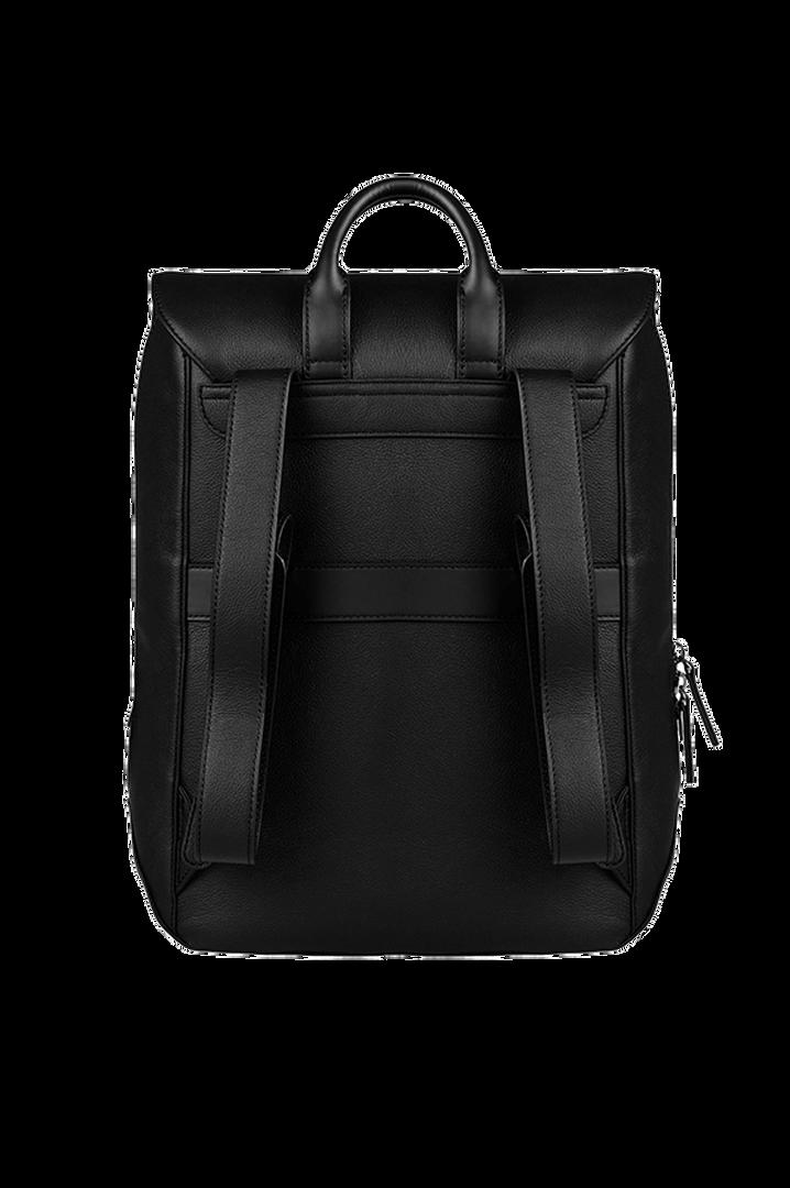 Plume Elegance Laptop Rucksack M Black   3