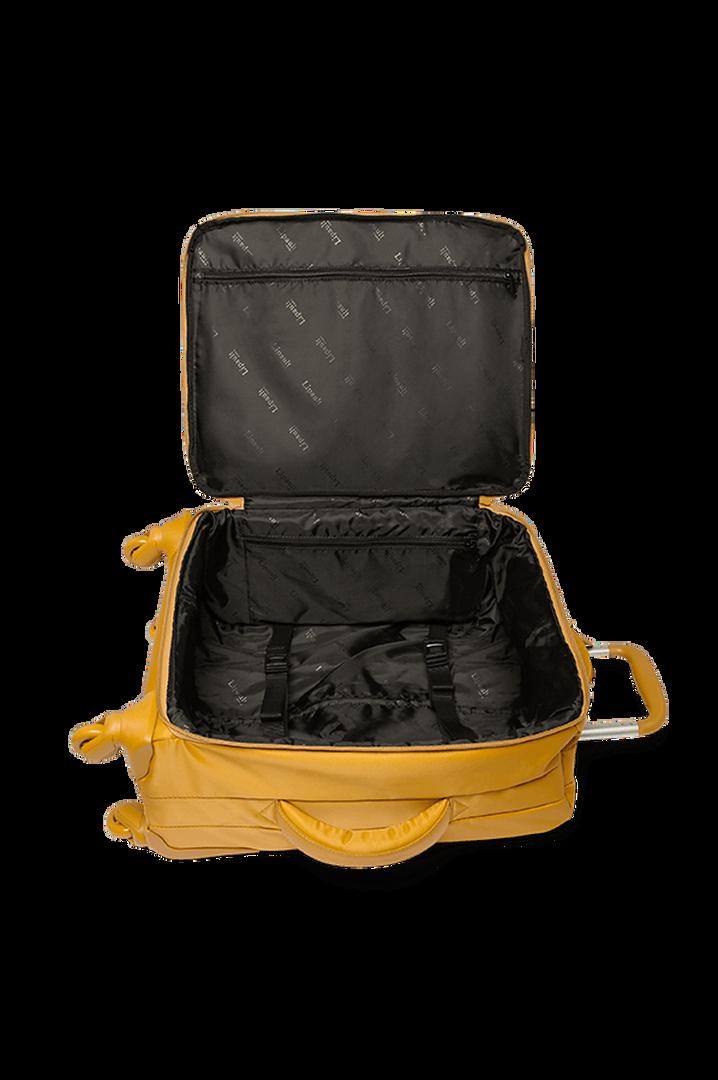 Originale Plume Trolley mit 4 Rollen 55cm Mustard   4