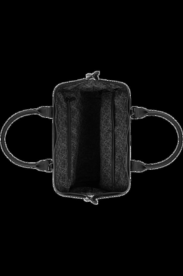 Plume Elegance Bowlingtasche Black | 2
