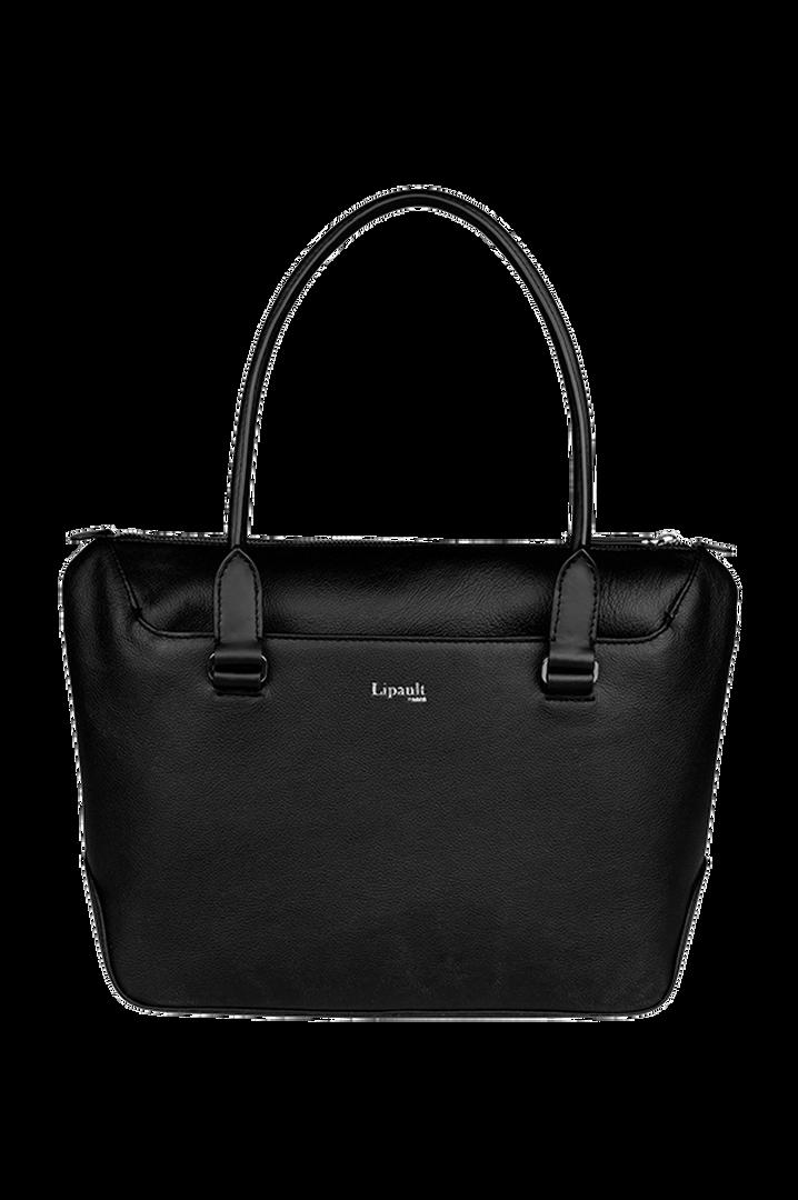 Plume Elegance Shopper Black | 1