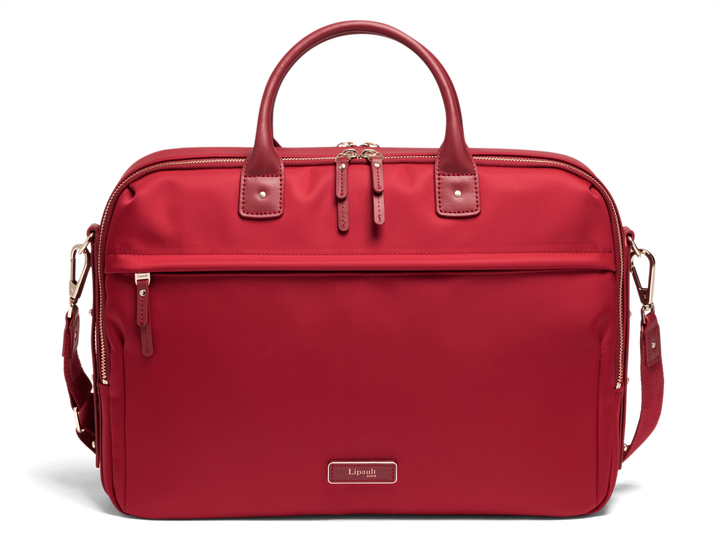 Business Avenue Laptoptasche  Garnet Red   1