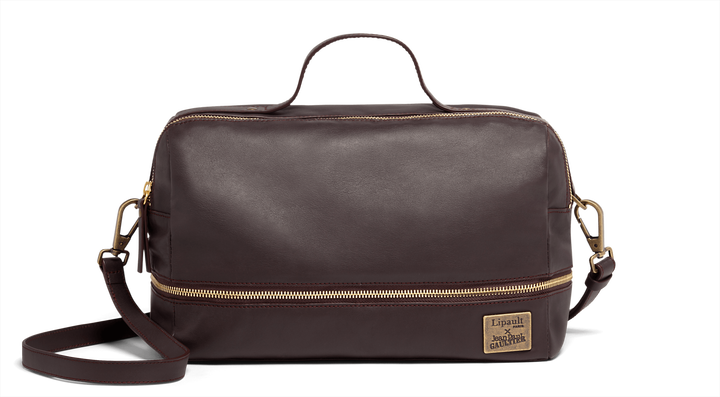 J.P. Gaultier Collab Compil Boston Tasche  Burgundy | 1