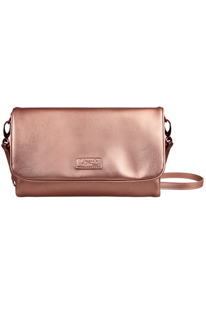 Miss Plume Pochette Pink Gold | 1