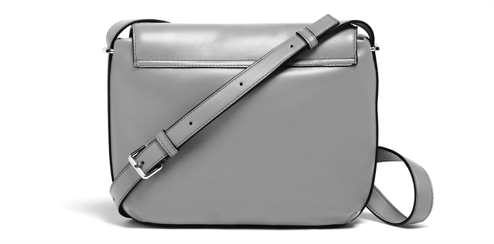 By The Seine Crossover Bag Magnetic Grey | 3