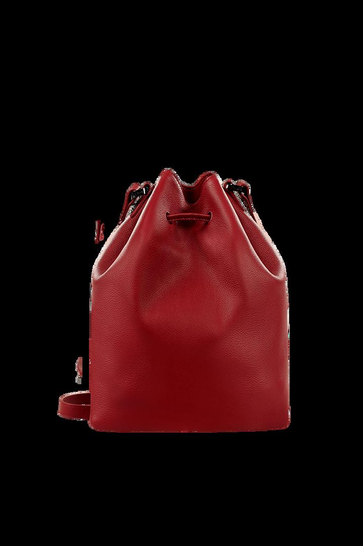Plume Elegance Beuteltasche Ruby | 2