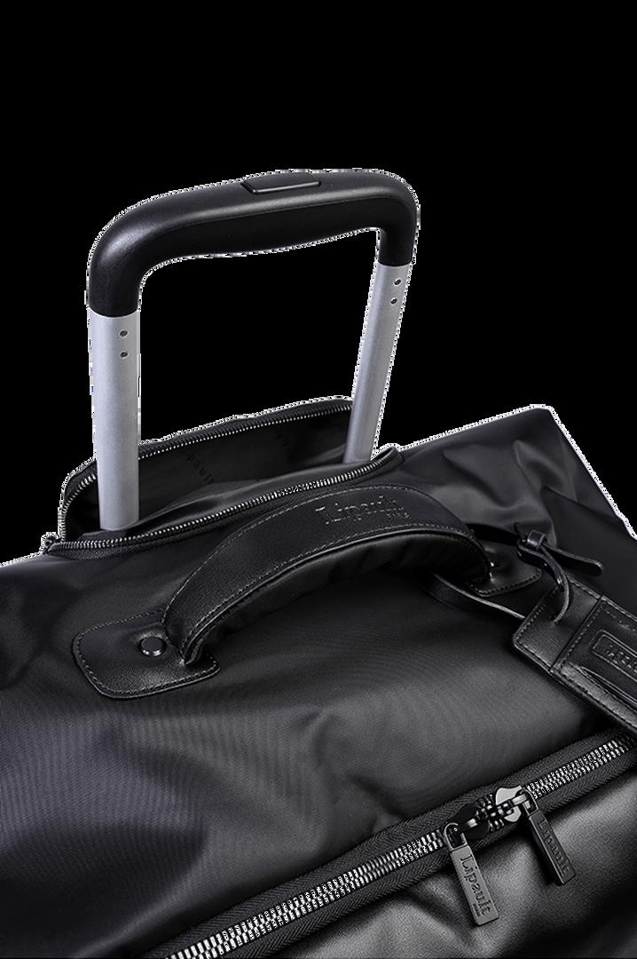 Plume Premium Trolley mit 4 Rollen 65cm Black | 3