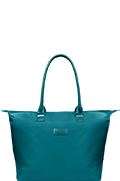 Lady Plume Shopper M Duck Blue