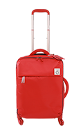 Idlf Capsule Coll. Trolley mit 4 Rollen 55cm Rot