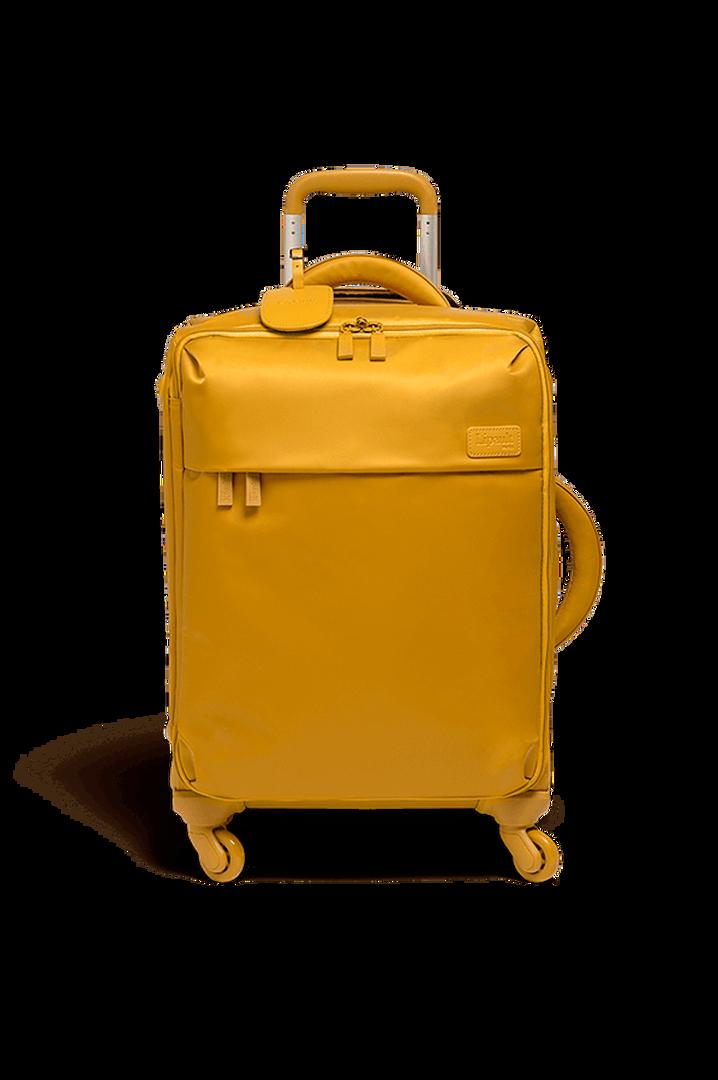 Originale Plume Trolley mit 4 Rollen 55cm Mustard   1