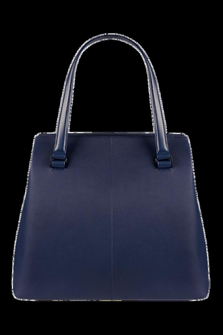 Plume Elegance Shopper L Navy | 2