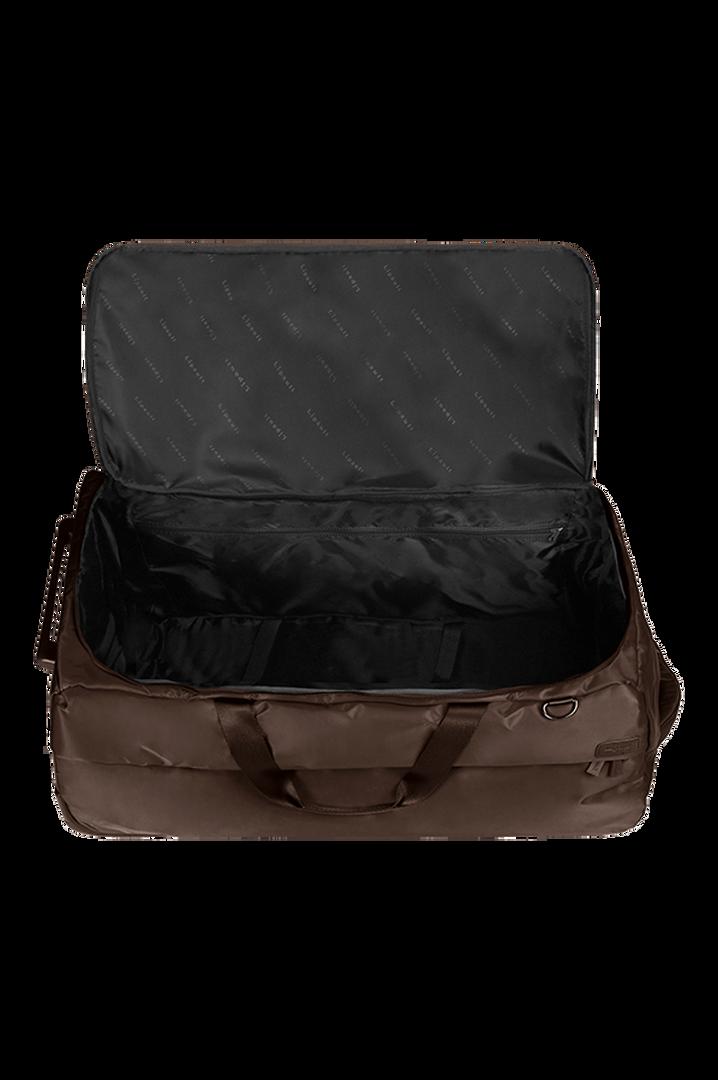 Pliable Reisetasche mit Rollen 68cm Chocolate | 2