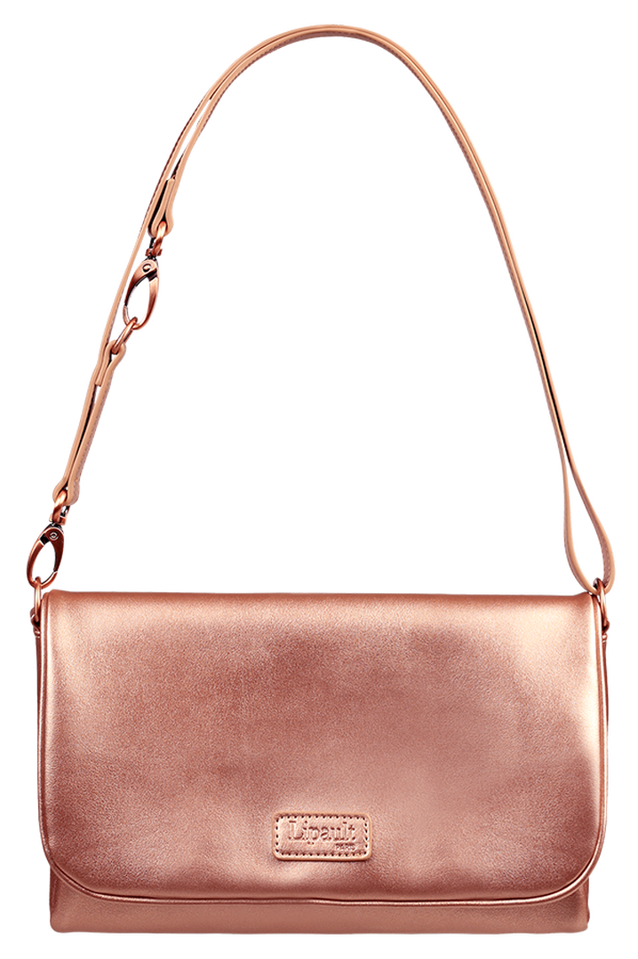 Miss Plume Pochette Pink Gold | 4
