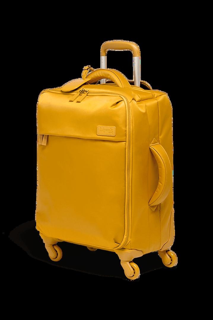 Originale Plume Trolley mit 4 Rollen 55cm Mustard   3