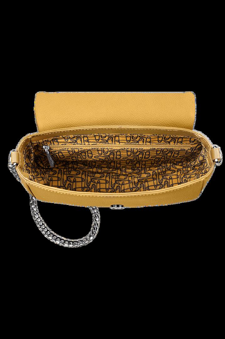 Plume Elegance Umhängetasche Mustard | 2