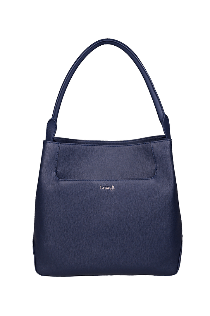 Plume Elegance Hobo bag Navy | 1