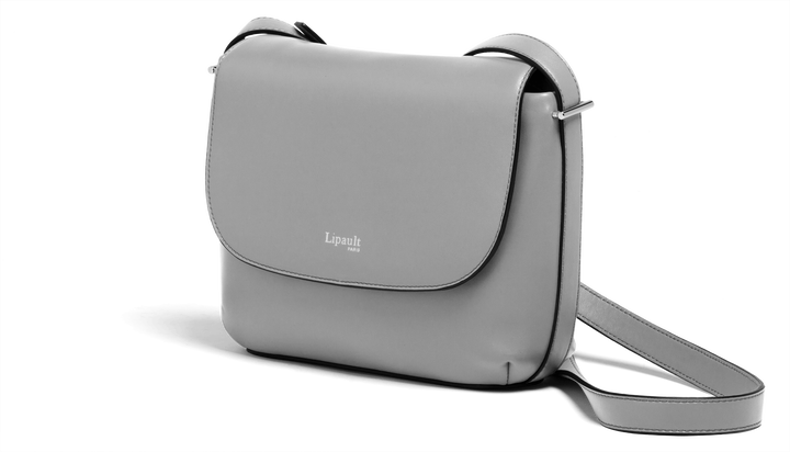By The Seine Crossover Bag Magnetic Grey | 4
