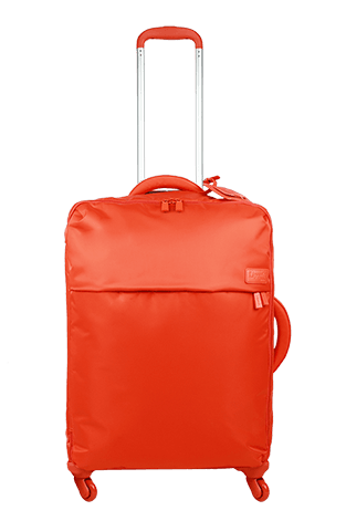 Lipault Originale Plume Luggage 4 Wheels 65cm Orange