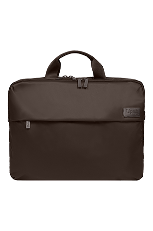 Lipault Plume Business Laptoptasche 17,3″ Chocolate
