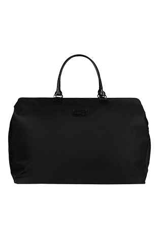 Lipault Lady Plume Weekend Bag L Black