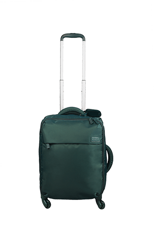 Lipault Originale Plume Cabin Luggage 4 Wheels 55cm0  Forest Green