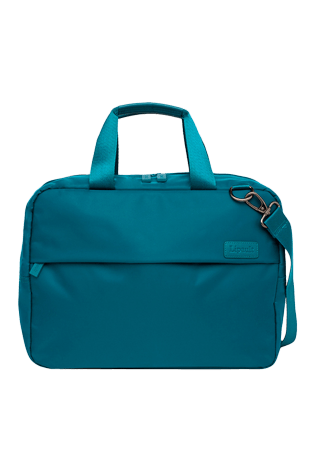 Lipault Originale Plume Messenger Bag Türkisblau