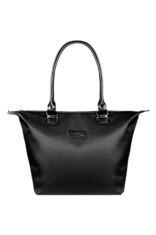 Lipault Lady Plume Tote Bag S Black